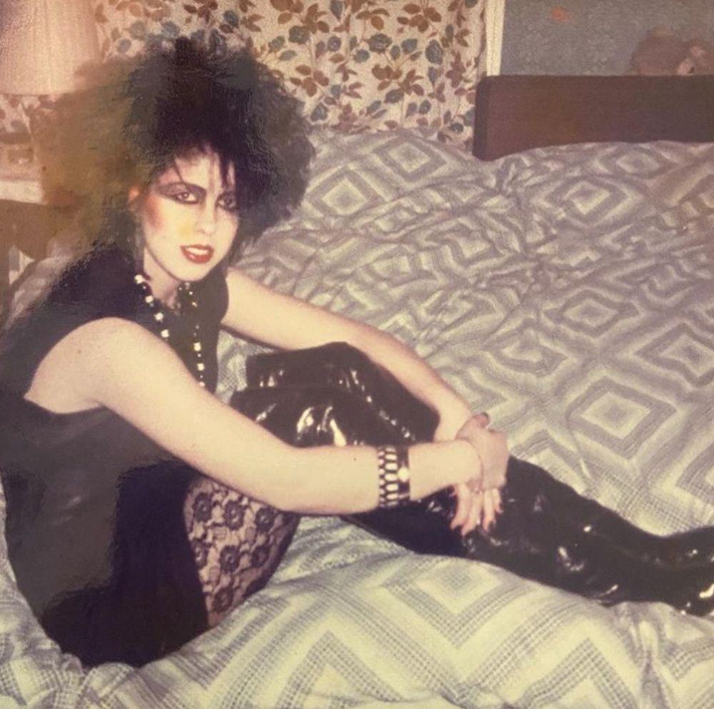 Anji Portsmouth 1984