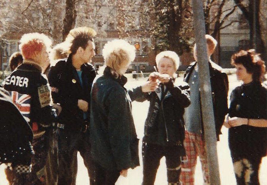 Coste, Stojan, Annika, Köttis, Biffen and Liz