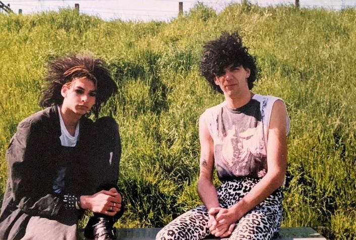 Matthieu and Jules 1988 Vlissingen