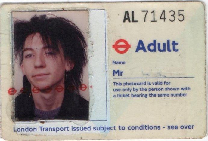 Mitch London, UK 1988