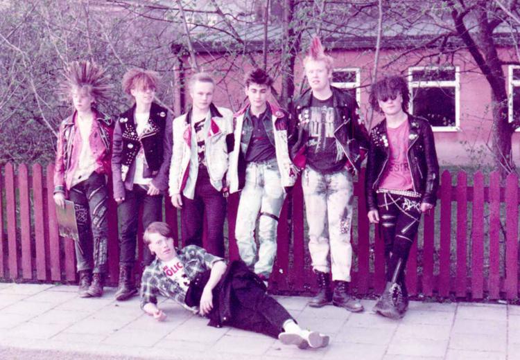 Sveden, Vlado, Joni, Danne, Biffen, Glada and Tommy, Sweden
